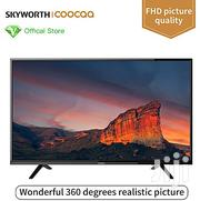 """Coocaa LED FHD TV 40"""" + Free Wall Bracket 