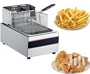 Generic Single Tank Electric Deep Fryer Commercial | Restaurant & Catering Equipment for sale in Lagos State, Ipaja