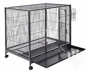 Generic Heavy Duty Metal Cage-small | Pet's Accessories for sale in Cross River State, Calabar