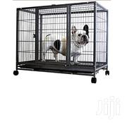 Generic Heavy Duty Metal Cage-medium | Pet's Accessories for sale in Bayelsa State, Yenagoa