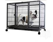 Generic Heavy Duty Metal Cage-medium | Pet's Accessories for sale in Akwa Ibom State, Uyo