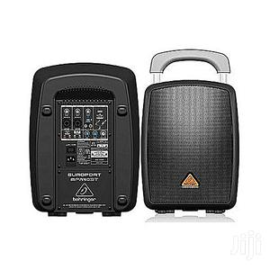 MPA40BT Mobiles PA System Behringer