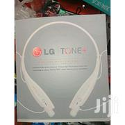 LG Tone+ Wireless Bluetooth Headset | Headphones for sale in Lagos State, Ikeja
