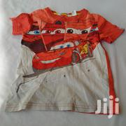 Red Lighting Mcqueen Children's Polo Shirt | Children's Clothing for sale in Abuja (FCT) State, Kubwa