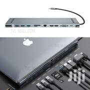 Baseus 10-in-1 USB-C Type-c Hub Adapter Station For Apple Macbook Pro | Computer Accessories  for sale in Lagos State, Ikeja