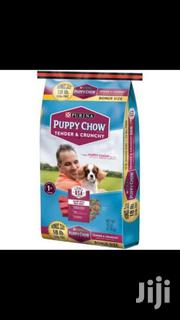 Puppy Chow 18kg | Pet's Accessories for sale in Lagos State, Ipaja