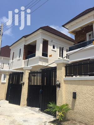 4bedroom Stand Alone Detached House for Sale in Chevron Lekki