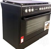 Bruhm 4 Gas Burners + 2 Electric Cooker( 90 X 60 ) | Kitchen Appliances for sale in Enugu State, Nsukka