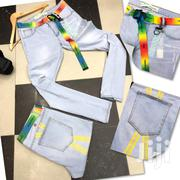 Authentic Designers Ripped Jeans New | Clothing for sale in Lagos State, Ojo