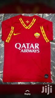A.S Roma 19/20 Season Home Jersey   Sports Equipment for sale in Lagos State, Lagos Mainland
