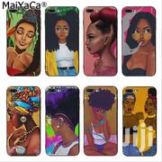 African Girl Phone Case For iPhone | Accessories for Mobile Phones & Tablets for sale in Lagos State, Ifako-Ijaiye