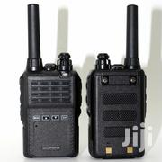 Baofeng Bfe90 Two Way Radio Mini Walkie Talkie + Ptt Headset Uhf 400 | Accessories for Mobile Phones & Tablets for sale in Lagos State, Alimosho