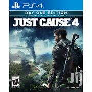 Just Cause 4 Ps4 Video Game | Video Game Consoles for sale in Lagos State, Ikeja