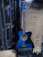 Box Guitar With Bag and Belt | Musical Instruments & Gear for sale in Lagos State, Ojo