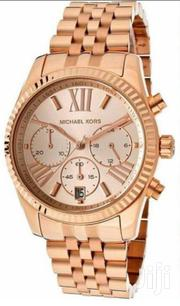 Rose Gold Chronograph Watch by Michael Kors | Watches for sale in Lagos State, Lagos Island