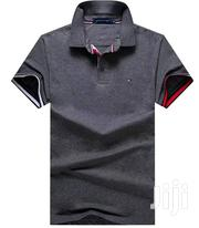Original Brand Dark Gray Polo Tshirts by Tommy | Clothing for sale in Lagos State, Lagos Island