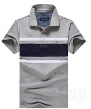 Original Brand Polo Tshirt With Body Line Design  by Tommy | Clothing for sale in Lagos State, Lagos Island
