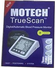 Motech Automatic Blood Pressure Monitor With Voice Reading | Medical Equipment for sale in Lagos State, Lagos Mainland