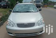 Toyota Corolla 2003 Sedan Silver | Cars for sale in Lagos State, Isolo