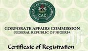 Cac Registration Services. | Legal Services for sale in Lagos State, Ikeja