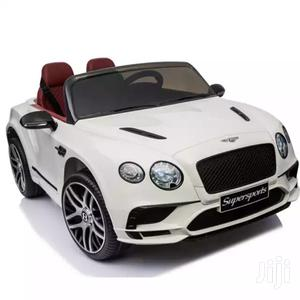 New Licensed Bentley Continental Supersports Electric Ride On Toy Car