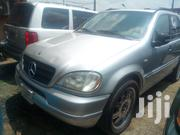 Mercedes-Benz M Class 2000 Silver | Cars for sale in Lagos State, Alimosho