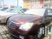 Toyota Avalon 2007 XLS Beige | Cars for sale in Lagos State, Alimosho