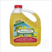 Good For Your Heart - Saporito 100% Natural Canola Oil | Meals & Drinks for sale in Lagos State, Alimosho