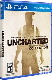 UNCHARTED: The Nathan Drake Collection - Playstation 4 | Video Games for sale in Lagos State, Ikeja