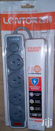 Lontor Power Socket | Electrical Tools for sale in Edo State, Benin City