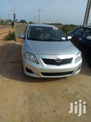 Toyota Corolla 2010 Silver | Cars for sale in Lagos State, Mushin