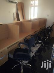 Computer Training Tables and Economic Mesh Office Chairs | Furniture for sale in Abuja (FCT) State, Central Business District