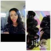 Peruvian Body Wave Color 1b 24-Inch | Hair Beauty for sale in Lagos State, Lagos Island