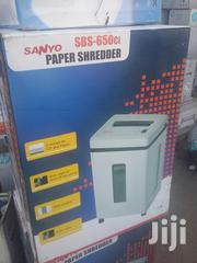 Sanyo Paper Shredder | Stationery for sale in Lagos State, Ikeja
