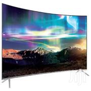 Hisense 55 Inch Curve Smart | TV & DVD Equipment for sale in Abuja (FCT) State, Wuse