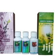 Green World Complete Slimming Pack 2   Vitamins & Supplements for sale in Abuja (FCT) State, Central Business District