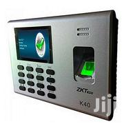 Zkt K40 Time Attendance And Access Control | Computer Accessories  for sale in Lagos State, Ikeja