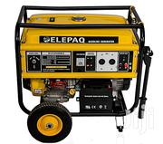 Elepaq 12kva Key Start Generator SV22000E2-100% Copper Constant | Electrical Equipment for sale in Delta State, Sapele