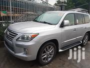 Lexus LX 570 2012 Silver | Cars for sale in Lagos State, Lagos Mainland