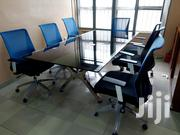 2.2mtr Glass Executive Conference Table(8seaters) | Furniture for sale in Lagos State, Lekki Phase 1