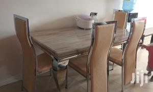 Quality 6 Seaters Marble Dining Table