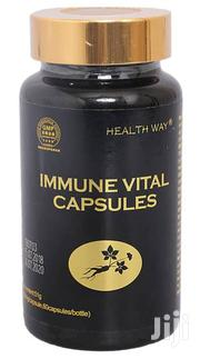 Norland Immune Vital Capsule | Vitamins & Supplements for sale in Lagos State, Surulere