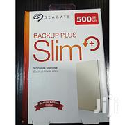 Seagate Backup Plus Slim 500GB Portable External Hard Drive   Computer Hardware for sale in Abuja (FCT) State, Wuse 2