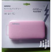 Miniso 6000mah Powerbank | Accessories for Mobile Phones & Tablets for sale in Edo State, Benin City