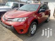 Toyota RAV4 2015 Red | Cars for sale in Lagos State, Isolo
