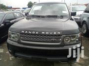 Land Rover Range Rover Sport 2011 Black | Cars for sale in Lagos State, Lagos Mainland