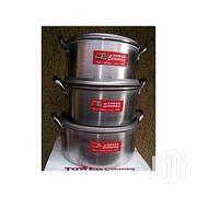 Tower 3 Set of Cooking Pots | Kitchen & Dining for sale in Ondo State, Ile-Oluji-Okeigbo