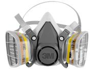 3m Half Face With Catraige   Safety Equipment for sale in Lagos State, Lagos Island