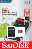 Original Sandisk 64 GB Micro SD Memory Card | Accessories for Mobile Phones & Tablets for sale in Ikeja, Lagos State, Nigeria