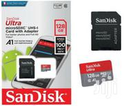 Original Sandisk 128 GB Micro SD Memory Card | Accessories for Mobile Phones & Tablets for sale in Lagos State, Ikeja